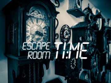 ESCAPE ROOM TIME