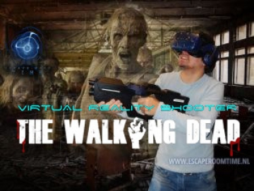 VR SHOOTER: THE WALKING DEAD