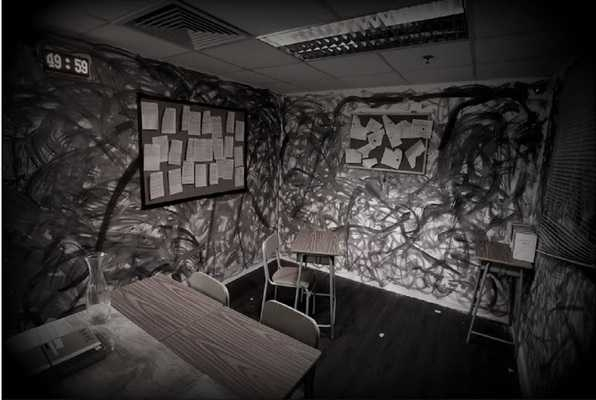 Terrorist Threat Room