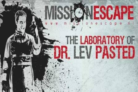The Laboratory Of Dr. Lev Pasted